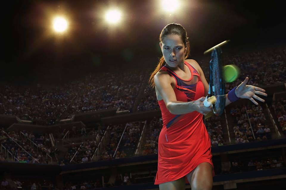 От Adidas представиха екипа на Ана Иванович за US Open