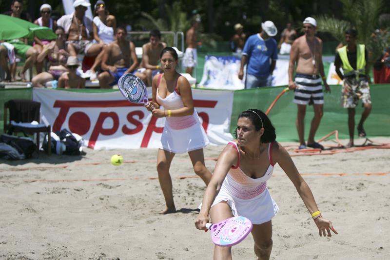 България седма в света на плажен тенис