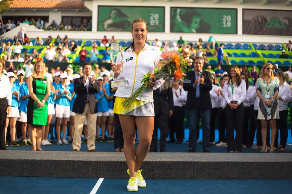 Павлюченкова: Ще ми бъде приятно да играя в София