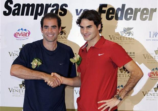 Сампрас: Федерер може да играе и с дръжка за метла