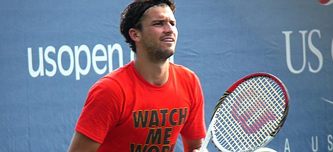 Гришо се изкачи до №28 и очаква жребия за US Open