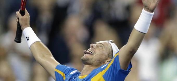 Големият Лейтън Хюит изхвърли Гиганта от Тандил от US Open
