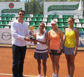 НСА спечели държавното първенство при жените