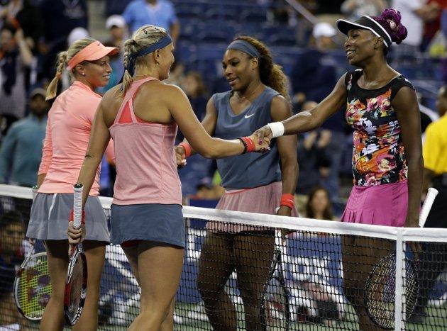 Чехкини шокираха сестрите Уилямс на полуфинал в Ню Йорк