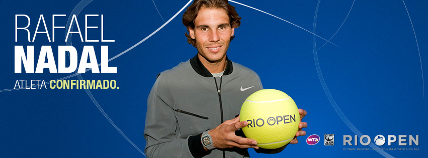 Рафа ще бъде голямата звезда на Rio Open