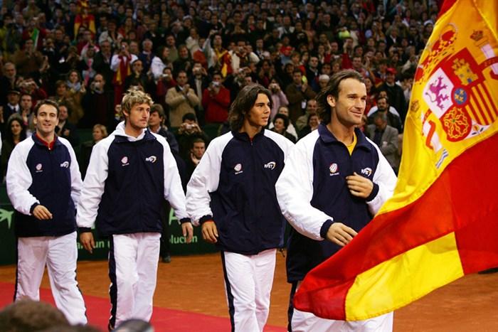 Фереро е резервен вариант на Моя за нов капитан на Испания