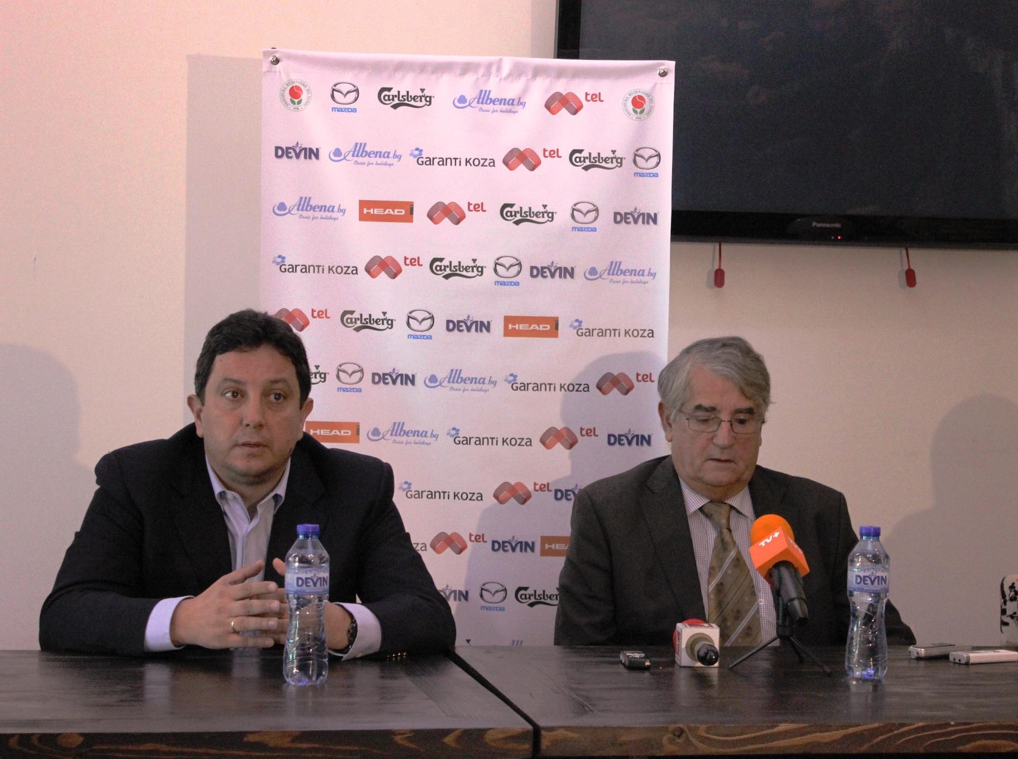 БФТ и Тенис Европа организират семинари за млади треньори