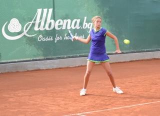 Борислава Ботушарова достигна осминафинал в Русе