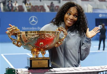 Статистика: Само 10 тенисистки имат над 10 титли в един сезон