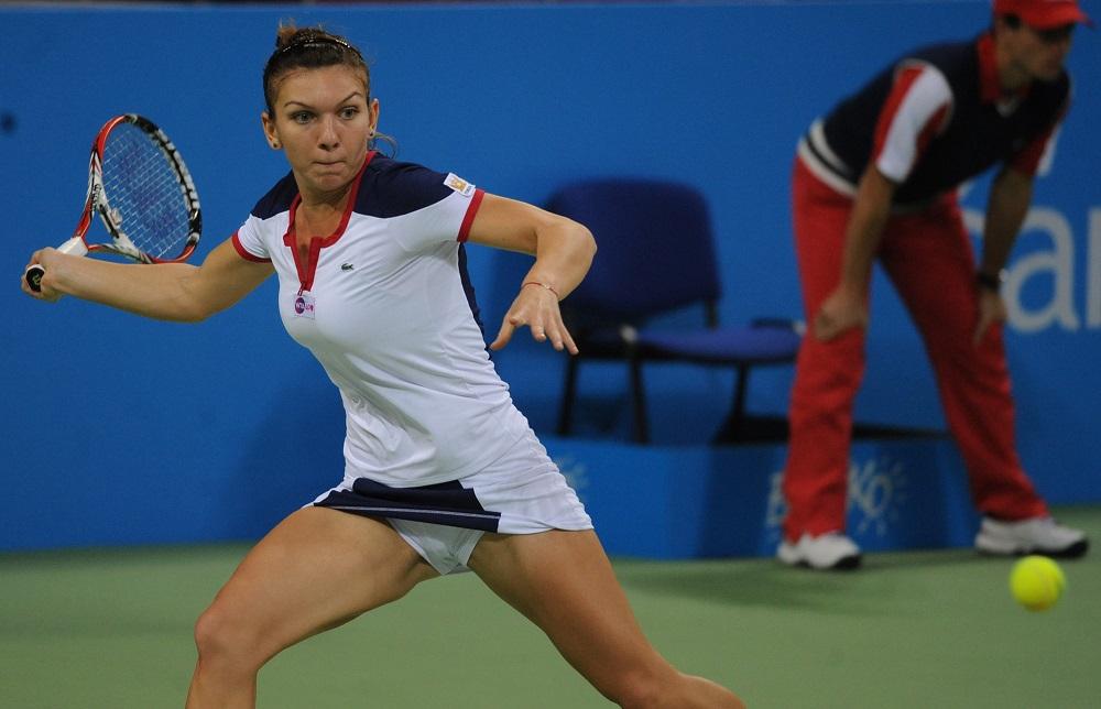 Симона Халеп с убедителна победа на старта в София
