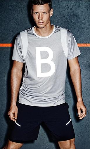 Томаш Бердих със собствена линия тенис екипи (снимки)