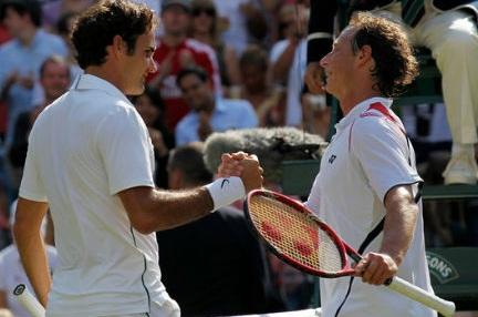 Налбандян: Радвам се, че играх в една епоха с Федерер и Надал