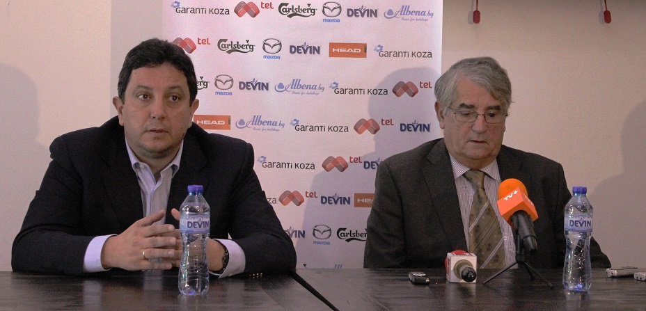 Стефан Цветков ще изнесе доклад на конференция на Тенис Европа