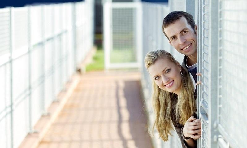 Квитова и Щепанек: Изключително щастливи сме заедно