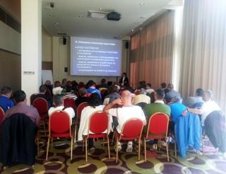 В Албена се проведе традиционната треньорска конференция