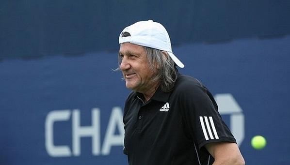 Илие Настасе: Тенисът стана твърде професионален и скучен