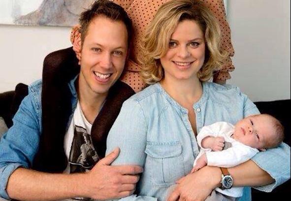 Ким Клайстерс: Страхотно е отново да бъда майка