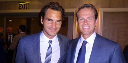 Федерер: Възможно е Едберг да стане част от екипа ми