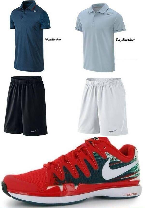 Nike представи екипировката на Федерер за Australian Open 2014
