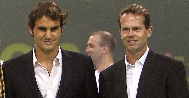 Стефан Едберг: Дори и играч като Федерер има какво ново да научи