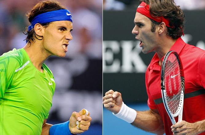 Гледайте в Tennis24.bg - Федерер срещу Надал