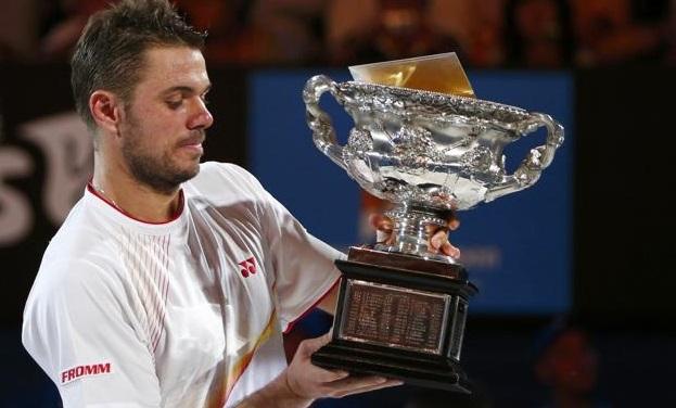 ВИДЕО: Вавринка триумфира на Australian Open!