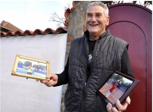 Дядото на Григор Димитров: Той започна още на 3, пазя ракетата му