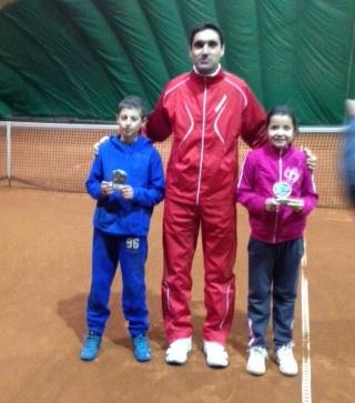 """Стартираха юношеските турнири по програма """"Тенис 10"""""""
