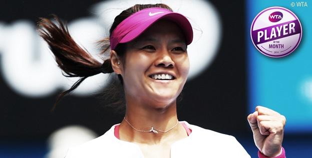 Ли На с нов рекорд - ще се изкачи до второ място в ранглистата