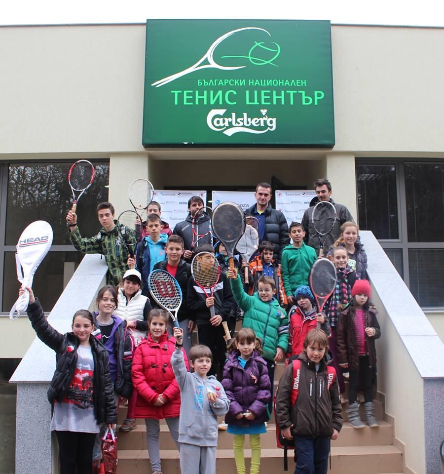 В страната бе отпразнуван Световният ден на тениса