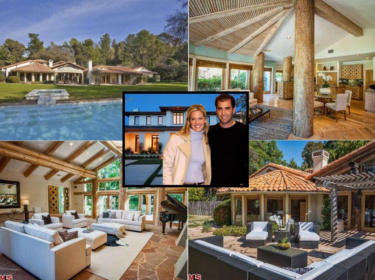 СНИМКИ: Сампрас си купи ново имение за близо 6 милиона