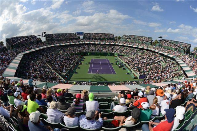 Мануела Малеева дава началото на турнира в Маями