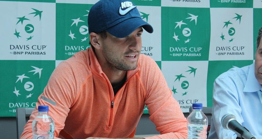 Григор Димитров: Следващата ми цел е място в топ 10