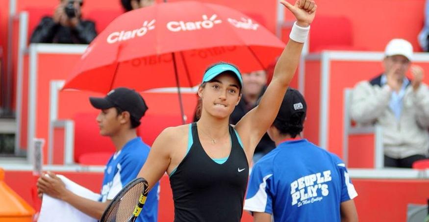 Талантливата Каролин Гарсия с първа WTA титла