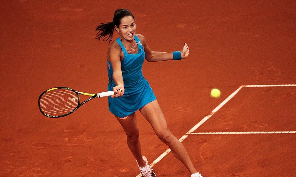 Ана Иванович на полуфинал след сериозна битка с Кузнецова
