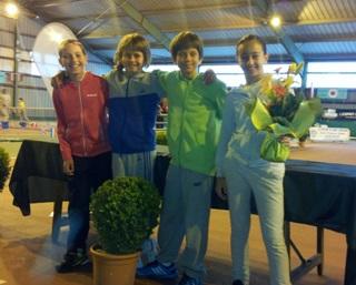 Велизара Филева достигна финал на турнир във Франция