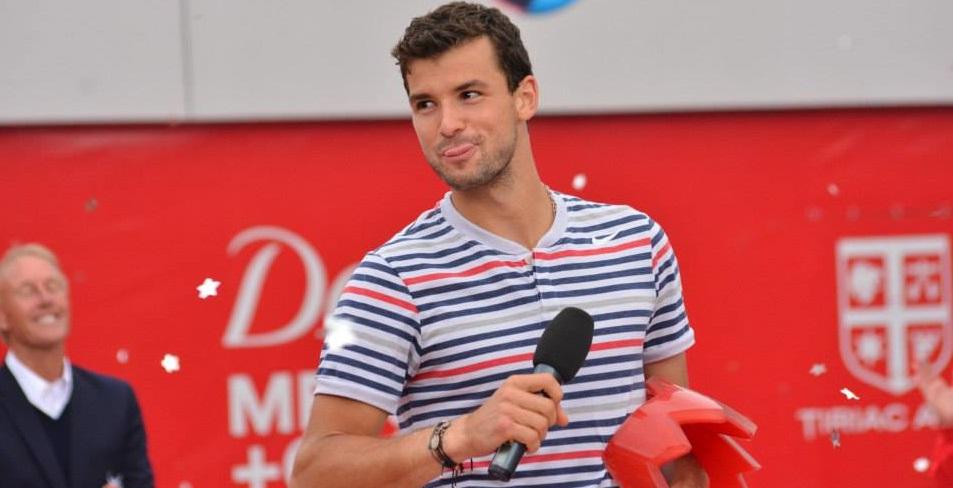 Григор се изкачи до 8-о място в ранглистата за 2014-а
