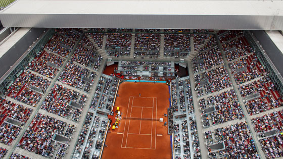 Програма за турнира в Мадрид за неделя