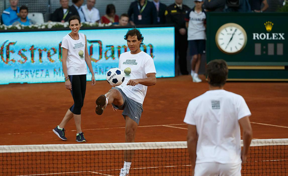 Надал пред Tennis24.bg: Дано стигна до четвъртфинал!