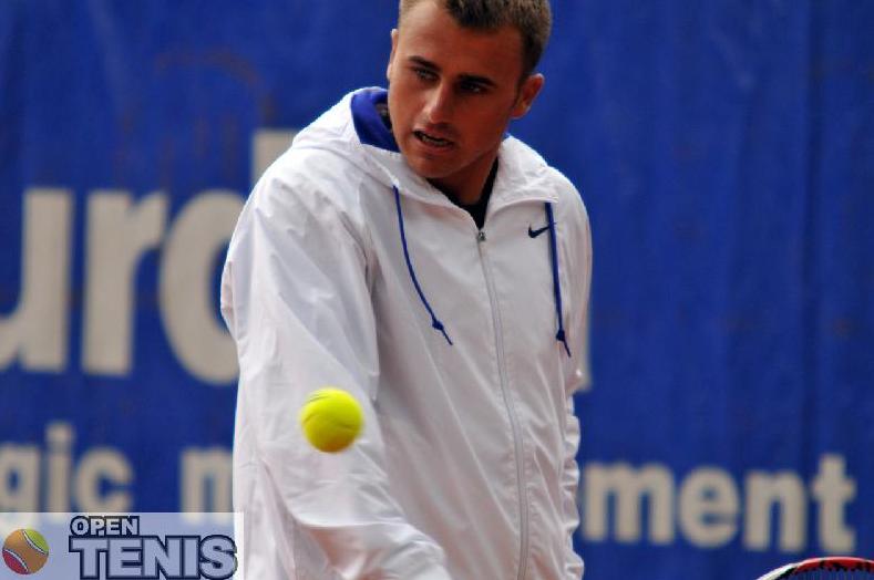 Румънец очаква Гришо във II кръг в Мадрид