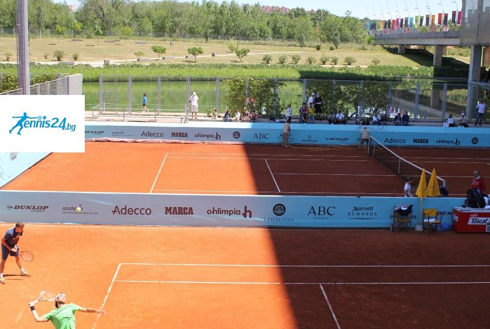Програмата на турнира в Мадрид за вторник