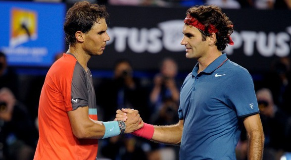 Андре Агаси: Надал е най-великият тенисист, а не Федерер
