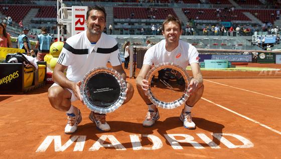 Даниел Нестор и Ненад Зимонич с впечатляващ триумф в Мадрид