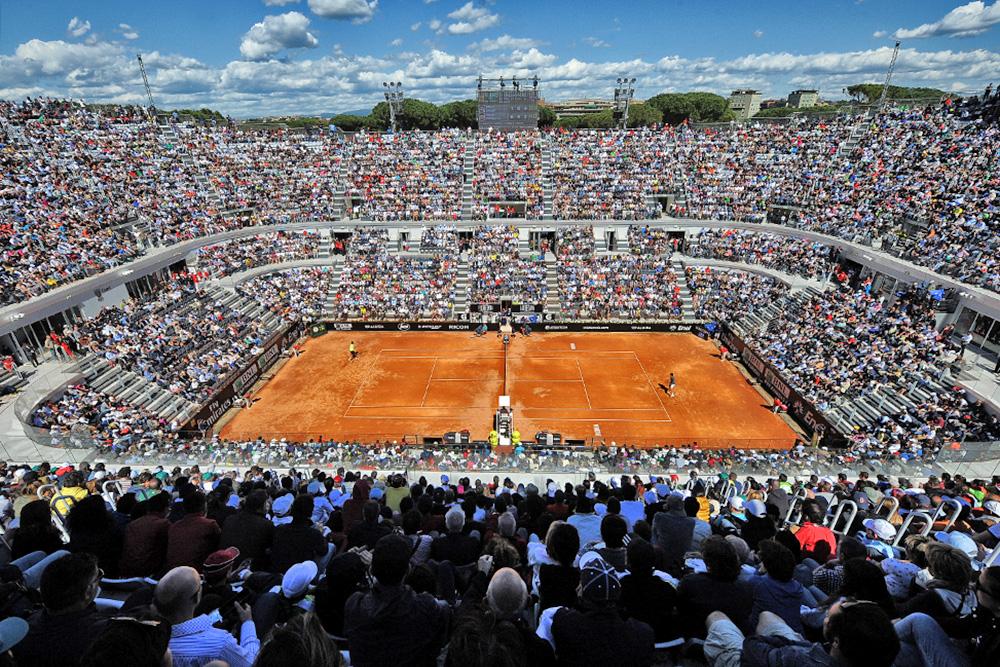 Програма на турнира в Рим за четвъртък - Григор срещу Бердих