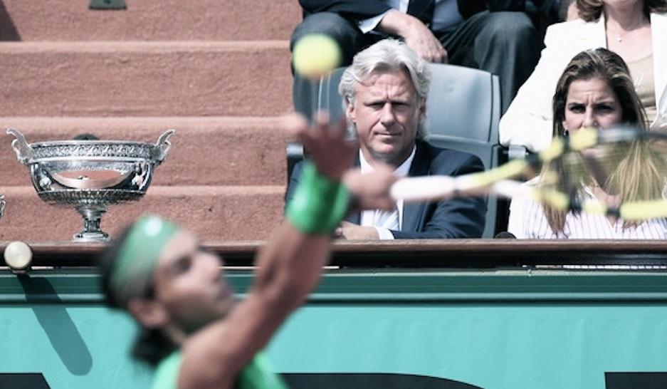 Борг: Федерер е най-великият, но Надал може да го измести