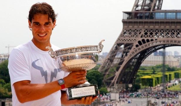 Надал, Федерер и Джокович в топ 10 на най-добре платените спортисти