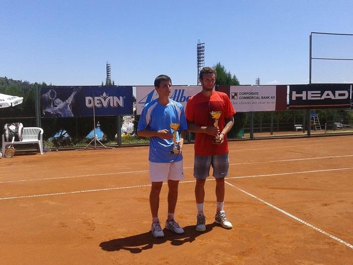 Лазов и Милушев на четвъртфинал в Пловдив