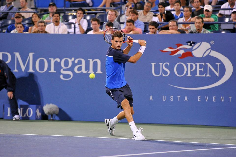 Гришо е поставен под №9 в предварителния списък на US Open