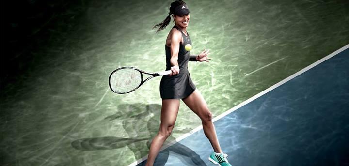 Adidas показа екипа на Ана Иванович за US Open