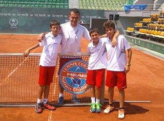 Момчетата до 12 години останаха на крачка от еврофиналите